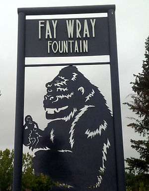Cardston - Fay Wray Fountain, Cardston