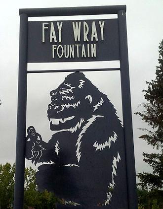 Cardston - Fay Wray Fountain, Cardston