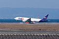 Fedex ,FX19 ,Boeing 777-FS2 ,N857FD ,Arrived from Memphis via Anchorage ,Kansai Airport (16482074679).jpg