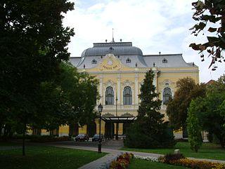 Hódmezővásárhely City with county rights in Csongrád, Hungary