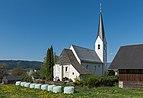 Feldkirchen Klein St Veit Pfarrkirche hl Veit NO-Ansicht 20042016 1582.jpg