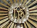 Feldkirchen Pfarrkirche - Josefsaltar 5 Monogramm.jpg