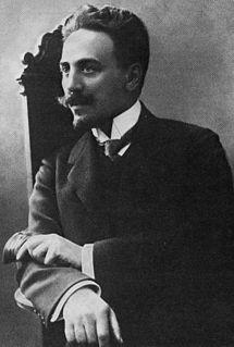 Felix Blumenfeld Russian composer, pianist, conductor