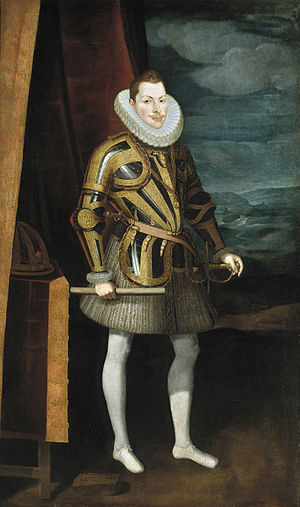 Philip III of Spain - Philip III of Spain