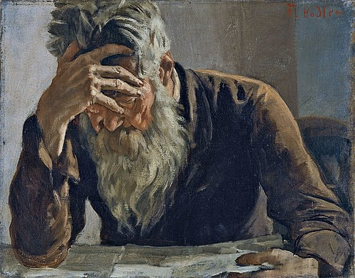 Ferdinand Hodler - Der Lesende (ca.1885).jpg