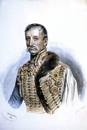Archduke Ferdinand Karl Joseph of Austria-Este - Archduke Ferdinand Karl Joseph (lithography by Joseph Kriehuber, 1841).
