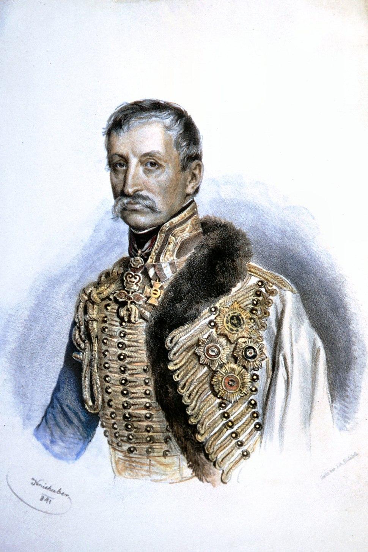 Ferdinand Karl Joseph Austria 1781 1850 lithocolor