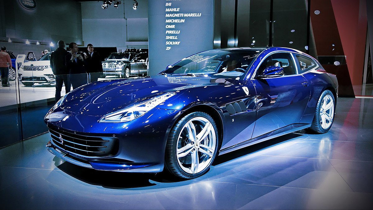 Ferrari Gtc4lusso Wikipedia