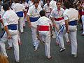Festa Major de Gràcia 2011 - Bastoners de Barcelona - XIII cercavila de cultura popular - carrer Gran P1330072.jpg