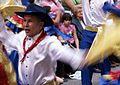 Festival Folklórico de los Pirineos en Jaca en agosto de 2009 03.jpg