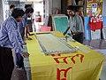 Festival Of India Exhibition In Bhutan 2003 Preparations - NCSM - Kolkata 2003-09-06 00126.JPG