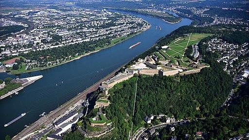 Festung Ehrenbreitstein 043