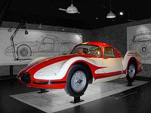 Turin Auto Show - Fiat Turbina