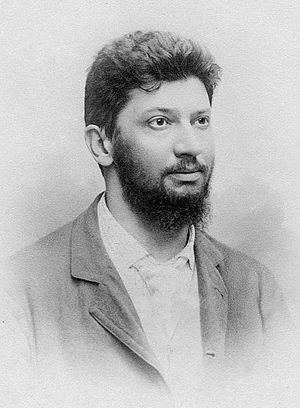 Filippo Turati - Filippo Turati during 1890s
