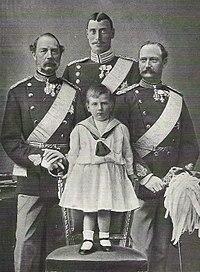 Danmarks monarki – Wikipedia