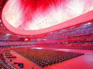 2008 Summer Olympics opening ceremony
