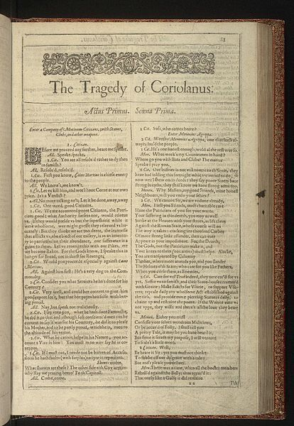 essay on shakespearean tragedy Shakespeare's most popular tragedy to date is invariably, romeo and juliet believed to be written between 1591 and 1595, the play explores various elements ranging.