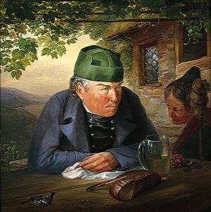 Johann Fischbach - Image: Fischbach, johann, vesperbrot