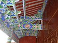 Five Phoenix Pavilion gate eave beams.JPG