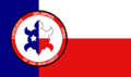 Flag of the Cherokee Delaware Tribe of the Northwest.png