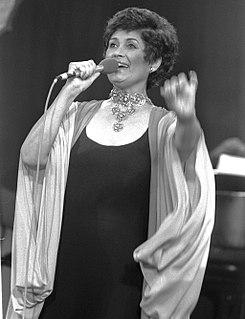 Yafa Yarkoni Israeli singer