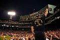 Flickr - Official U.S. Navy Imagery - Chief Special Warfare Operator waves to the crowd at Fenway Park..jpg