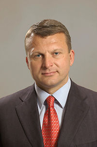 Flickr - Saeima - 10.Saeimas deputāts Ainārs Šlesers.jpg