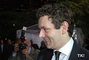 This photo is featured at Michael Sheen Online.
