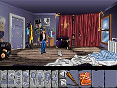 Snímek obrazovky ze hry