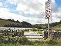 Flood downstream of Kenson Bridge Penmark - geograph.org.uk - 921444.jpg
