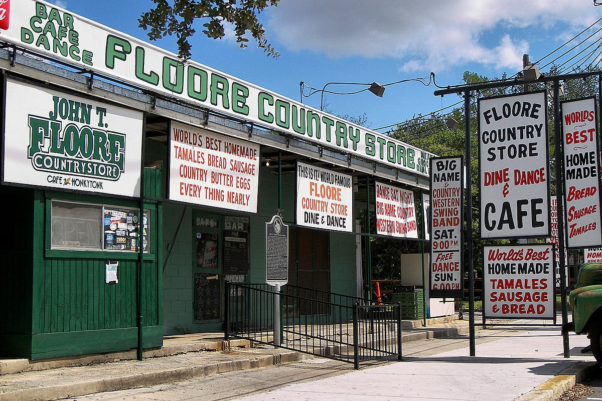 John T. Floore Country Store - Wikipedia