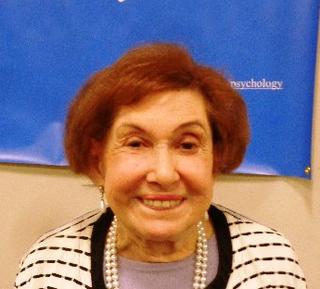 Florence Denmark American psychologist
