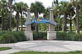 Florida Welcomes You sign at Florida Welcome Center.jpg