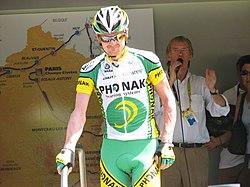 Floyd Landis stage 18 Tdf 2006.jpg