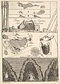 "Fodina argentea Sahlensis – A Silver Mine at Sala - I (from Aubry de La Mottraye's ""Travels throughout Europe, Asia and into Part of Africa...,"" London, 1724, vol. II, pl. 33, no. 1) MET DP824519.jpg"