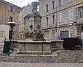 Fontaine - Rue de la Couronne - Aix en Provence - 1.jpg