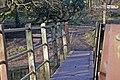 Footbridge over River Brock - geograph.org.uk - 362313.jpg