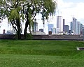 Fort York, facing east towards downtown Toronto - panoramio.jpg