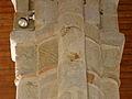 Fouesnant (29) Église Saint-Pierre Saint-Paul Chapiteaux 07.JPG