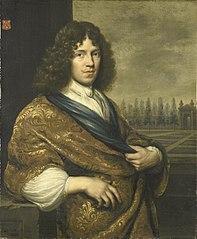 François Leidecker (1650-1718), Auditor General of Zeeland