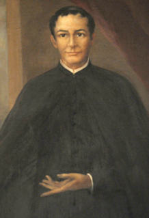 Francisco Xavier Bogarin Paraguayan priest