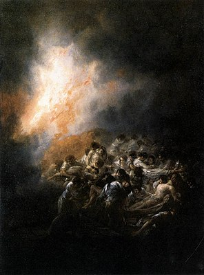 Francisco de Goya y Lucientes - Fire at Night - WGA10017.jpg