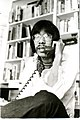 Frank Chin on the telephone in 1975.jpg
