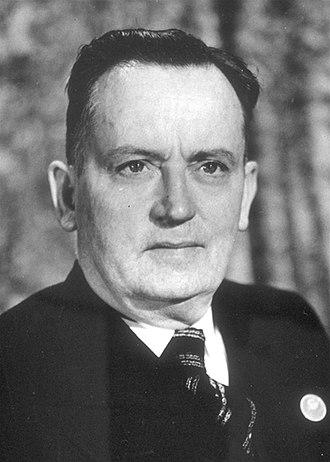 Frank Forde - Image: Frank Forde 1945
