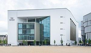 Skyline Plaza (Frankfurt) - Congress center Kap Europa