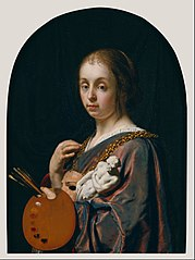 Pictura (An Allegory of Painting)