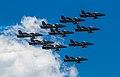 Frecce Tricolori NL Air Force Days (9291482464).jpg