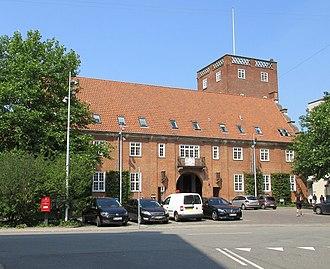 Frederiksberg Fire Station - Frederiksberg Fire Station