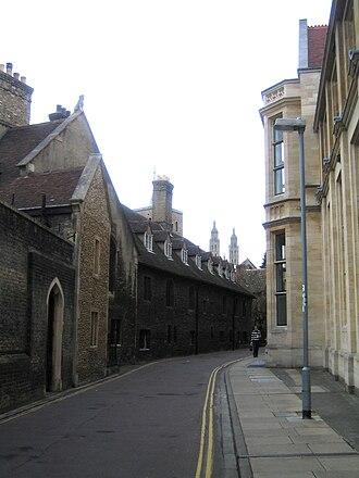 Free School Lane - Free School Lane, Cambridge