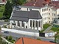 Freistadt Liebfrauenkirche -- Blick vom Bergfried.jpg